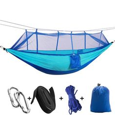 Enthusiastic Ultralight Outdoor Camping Hammock With Parachute Hammock For Leisure Hamac Travel Double Hamak Free Shipping Attractive Fashion Outdoor Furniture Hammocks