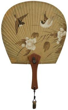 제1회 민화 아트페어에 전시하는 부채 중 일부 입니다. 부채 : 전북 무형문화재 제10호 선자장 방화선그림 ... Hand Held Fan, Hand Fan, Oriental Flowers, Korean Painting, Asian Paints, Umbrella Art, Vintage Fans, Korean Traditional, Chalk Art