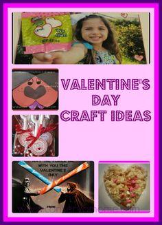 Fun Valentine's Day Craft &  Ideas for Kids