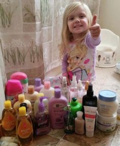 """Goodbye toxins!!!! Feels awesome to get rid of these harmful products. Thank you Ava Anderson for your work and diligence of educating families like ours on the importance of having a toxin free home"" -Devin #avaanderson #health #beauty"