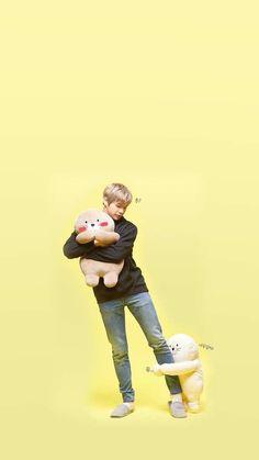 Don't be rude with that little cute Cat Daniel! Jinyoung, Baekhyun, Park Hyung, Daniel K, Lai Guanlin, Produce 101 Season 2, Ha Sungwoon, Fandom, Seong