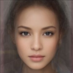 Ethnically ambiguous average face. Composite of 24 women. #RacialAmbiguity #StoryOfMyLife
