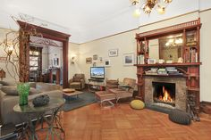 77 Best Fireplaces Bkny Brownstone Townhouse Images In