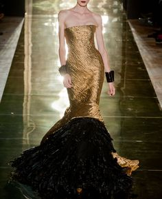 #fashion #georges chakra #fall 2012 couture #haute couture