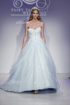 The Disney's Fairy Tale Wedding Bridal Collection