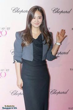 Tiffang and yuri @Chopard happy sport party