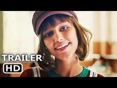 uk Stargirl 2020 Movie Trailer A boy becomes intrigued by a mysterious and quirky student named Stargirl and spends his time trying to know more about her. Stargirl Movie, Julia Hart, Darby Stanchfield, Karan Brar, Hollywood Trailer, Kindness Of Strangers, Grace Vanderwaal, 2020 Movies, Romance