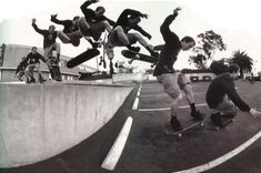 Skateboarding is all about skill, coordination and balance, Rodney Mullen has all of this plus more!