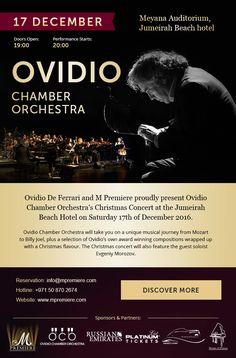 Hotel Door, Christmas Concert, Auditorium, Beach Hotels, Dubai, Musicals, Web Design, Lettering, Design Web