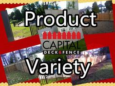 New year, new deck, fence or gate? Some companies may specialize in one particular type of deck or fence. We specializes in knowing what type of deck or fence is right for you based on your preference, budget, and engineering. Whether its cedar, redwood, pressure treated pine, composite, or other, each product has its pros and cons. We'll share our knowledge in each product so that you can decide which fits your needs the most.