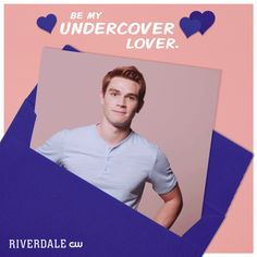 Happy Valentine's Day from Riverdale!