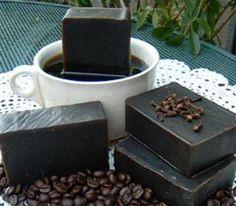 Café Moreno Shampoo Bar || Chagrin Valley Soap