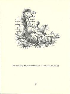 Thelwell's Original Vintage Pony Horse Mount Cartoon Print 1964 Comical | eBay