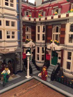 Lego Minecraft, Lego Lego, Minecraft Skins, Minecraft Buildings, Lego Winter, Amazing Lego Creations, Lego Craft, Lego Minifigs, Lego Mecha