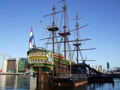 VOC-Ship Amsterdam