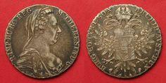 1932-1935 Haus Habsburg AUSTRIA Maria Theresa Thaler 1780 (Vienna 1932-1935) silver 28g VF-XF # 91666 ss-vz