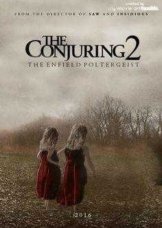 The Conjuring 2: The Enfield Poltergeist (2016) - Trailer. Van James Wan en met Vera Farmiga, Patrick Wilson, Franka Potente, Frances O'Connor.