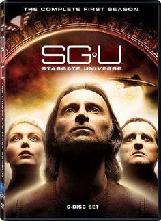 SGU: Stargate Universe - The Complete First Season DVD ~ Brian J. Smith, http://www.amazon.com/dp/B00402FGE4/ref=cm_sw_r_pi_dp_RtdUpb16P1S1S