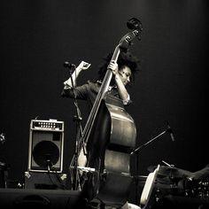 Esperanza Spalding: jazz bassist, singer, composer