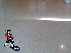 Fort Lauderdale Terrazzo Floor Restoration Service