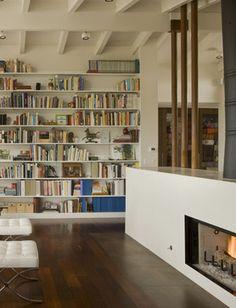 Living room - midcentury - living room - orange county - Laidlaw Schultz architects