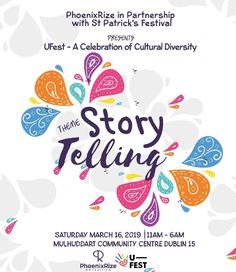 U-FEST Initiates Storytelling for Cultural Diversity Cultural Identity, Cultural Diversity, Cultural Events, The Fosters, Storytelling, Encouragement, Culture