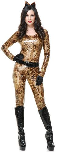 thinking of being a sexy cougar this #Halloween? meow!