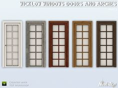 mutske's Wicklow windows and more part 2