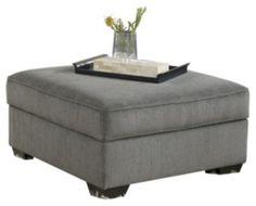 With Storage - Ashley | Ottomans | Ashley Furniture Canada