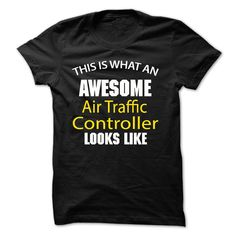 Awesome Air Traffic Controller T Shirt