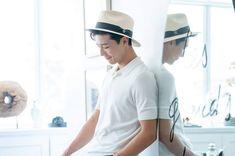 Ji Soo, Korean Actors, Panama Hat, Hats, Fashion, Moda, Hat, Fashion Styles, Fashion Illustrations
