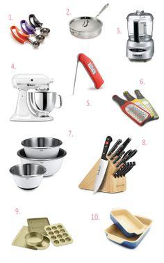 My Kitchen Essentials | Cookie Monster Cooking