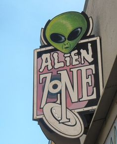Roswell, New Mexico- I loved this store. Alien week in Roswell will always be a cherished memory!