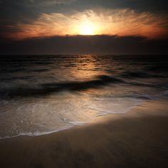 sea lensblrnetwork, natur sea, sunset beauti