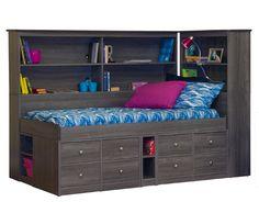Berg Furniture   Jr. Captain's Bed   22–950