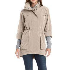 Fillmore Anorak Perfection Jacket in Lavender Luxury Wardrobe, Parka, Military Jacket, Hooded Jacket, Raincoat, Boys, Jackets, Shopping, Women