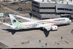 Aeromexico Dreamliner 787