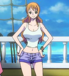 One Piece Crew, Nami One Piece, Kids Outfits Girls, Girl Outfits, Boca Anime, Nami Swan, Anime Zodiac, Luffy X Nami, One Piece Pictures