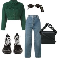 Like my look? Kpop Outfits, Edgy Outfits, Outfits For Teens, New Outfits, Fall Outfits, Cute Outfits, Fashion Outfits, Teen Fashion, Korean Fashion
