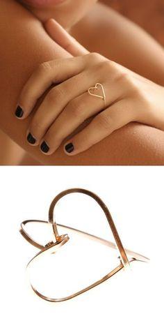 Sweetheart Ring ♥ L.O.V.E.