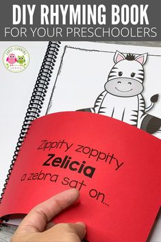 These silly rhyming books for preschoolers feature your kids' names and pictures. Your kids will beg to read these fun lift-the-flap books over and over. Share the class books during circle time or add them to your class library. Teach kids rhyming, phonological awareness, & literacy skills as they learn to recognize rhymes, & produce rhymes. The editable printables are easy to customize and assemble. Ideas for extension activities are included Word Family Activities, Rhyming Activities, Activities For Kids, Class Books, Class Library, Phonemic Awareness Activities, Phonological Awareness, Learning The Alphabet, Fun Learning