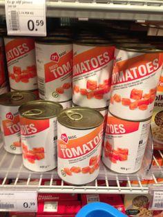 New Euro Shopper brand?