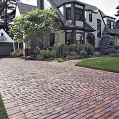Photo: Unilock | thisoldhouse.com | from Concrete Paver Styles