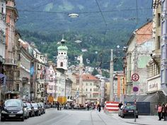 Innsbruck, Austria.  Used to travel here when we lived in Germany