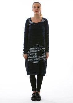 Kleid von RUNDHOLZ Black Label - dagmarfischermode.de