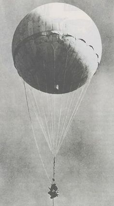 "In 1945 a Japanese ""Balloon Bomb"" Exploded in Oregon, Killing Six. Only place on the American continent where death resulted from enemy action during WWII."