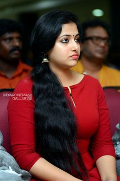 Anu Sithara at Captain movie 100 days (18) - Cute, Gorgeous Indian actress  IMAGES, GIF, ANIMATED GIF, WALLPAPER, STICKER FOR WHATSAPP & FACEBOOK