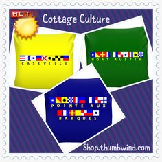 Brighten Your Thumb Cottage with Throw Pillow Covers