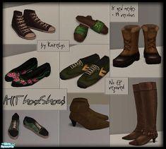 Katelys' All those shoes...