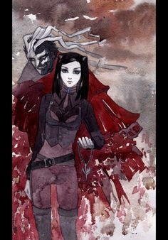vincent_law_and_re_l_mayer____ergo_proxy__by_maksimova
